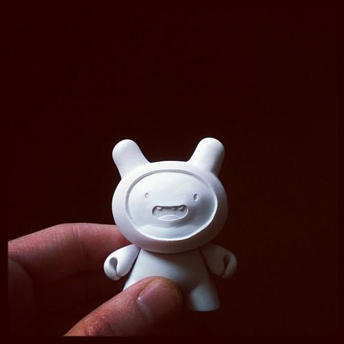 Adventure Time Finn Dunny