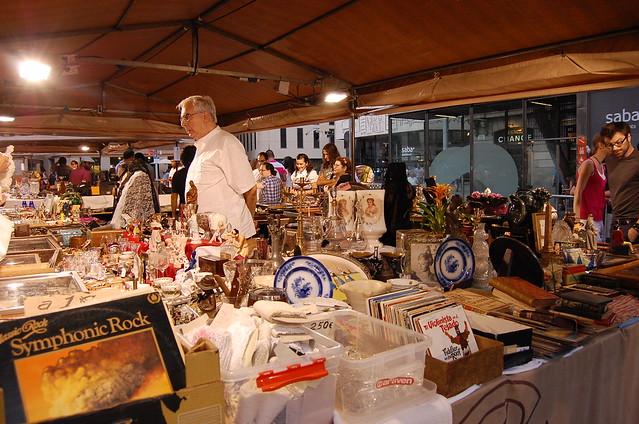Barcelona flea market 2
