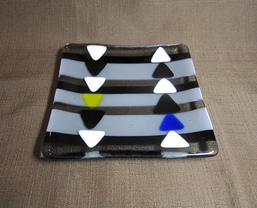 モノクロ三角② by Poran111