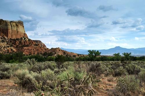 Ghost Ranch Open Sky