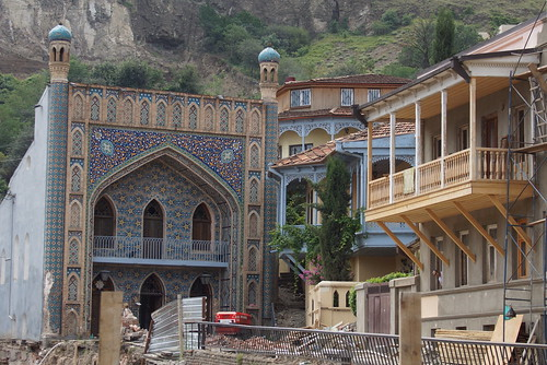 Old Tblisi is being restored by CharlesFred