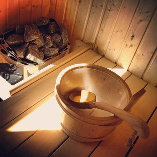 Löyly #sauna #norfolk