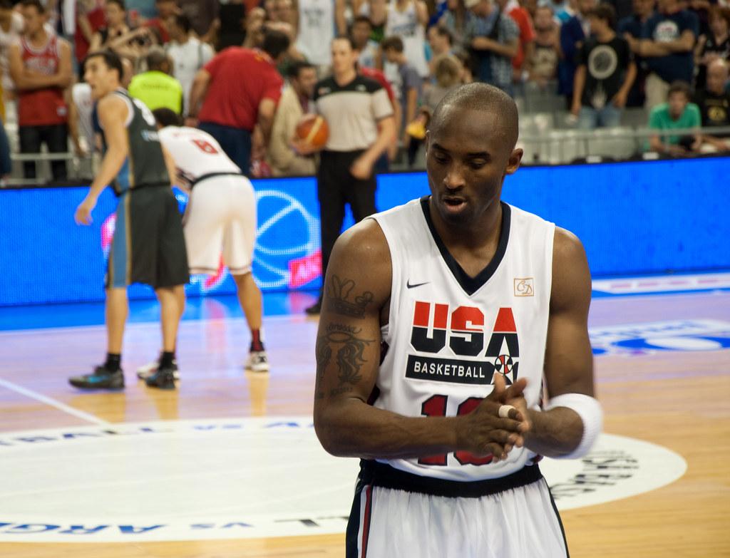 Kobe Bryant - USA Basketball