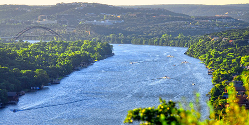 Lake Austin by Robert Hensley