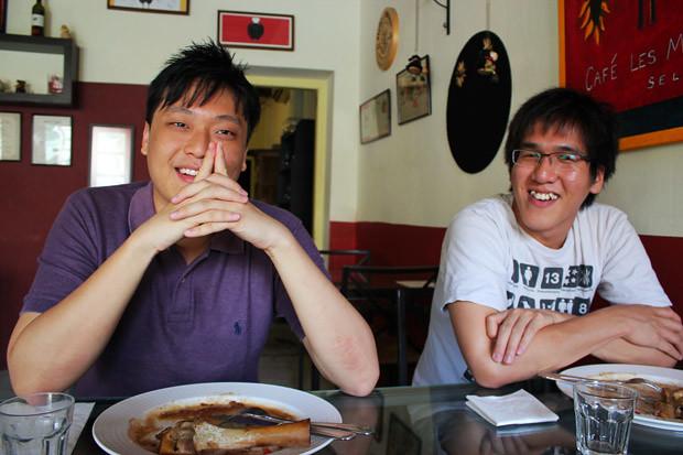 Yenshan and Liangwei