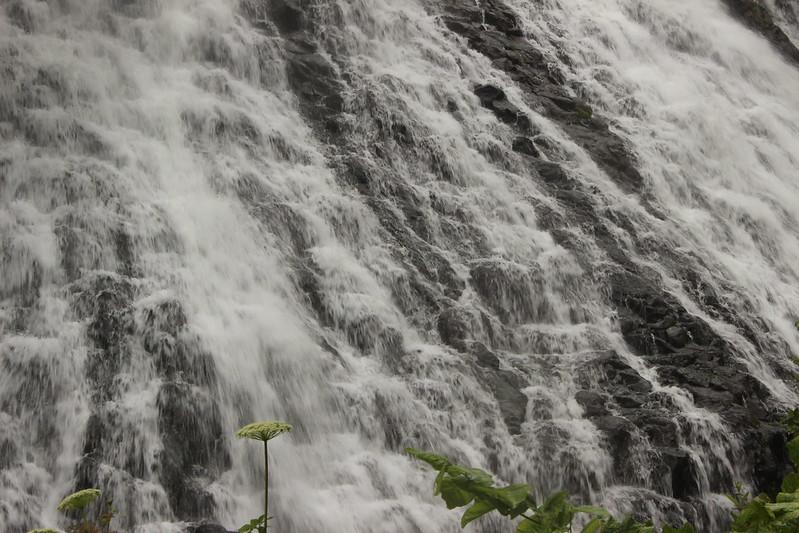 オシンコシンの滝 その2