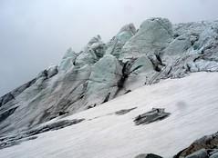 Adamello (Bs) - il ghiacciaio
