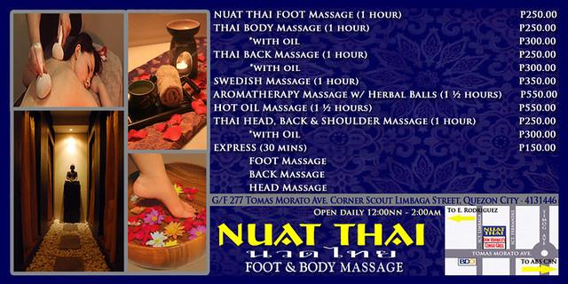 Nuat Thai Massage