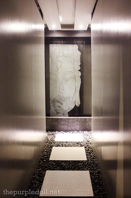 Nuat Thai Tomas Morato Hallway