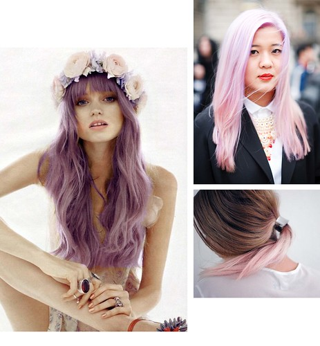 lilac locks