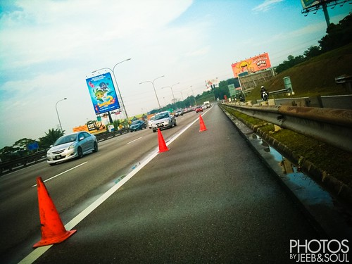 Car Breakdown @ Federal Highway