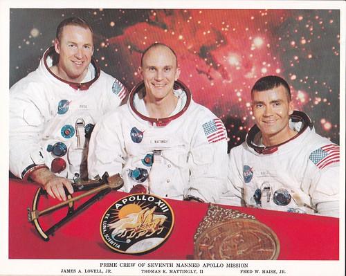 MSCL-42 Apollo 13 Crew