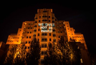 We Shall Not Be Moved - Seattle