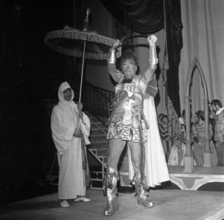 Rolf Berntzen som Fyrsten av Marokko (1969)