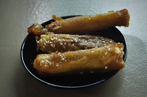 Mang Tootz Banana-rhuma