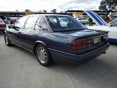 1989 Ford EA Falcon S Brock B8 sedan