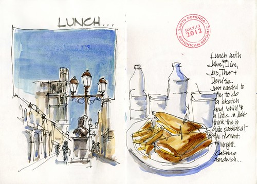 D08_FRI13_USK204 El Conde Lunch