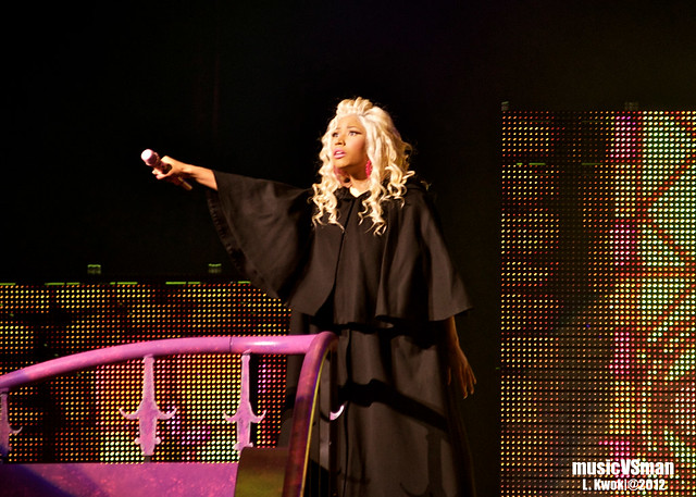 Nicki Minaj @ Peabody Opera House