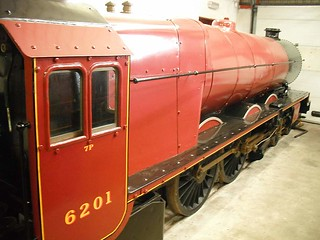 Butlins model steam loco