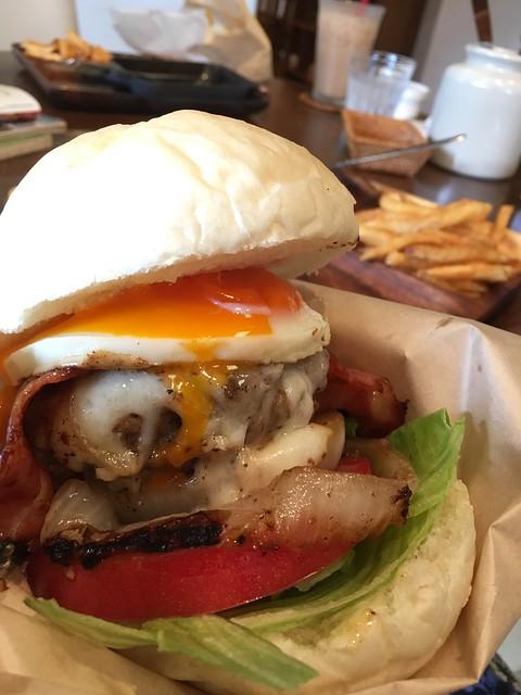 満足度めちゃ高い!UNICOバーガー〜Hamburger Cafe UNICO(那須町)〜