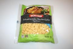 11 - Zutat Spätzle / Ingredient spaetzle