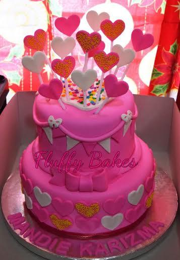 Cake by Julie-Ann Elizabeth Regulano
