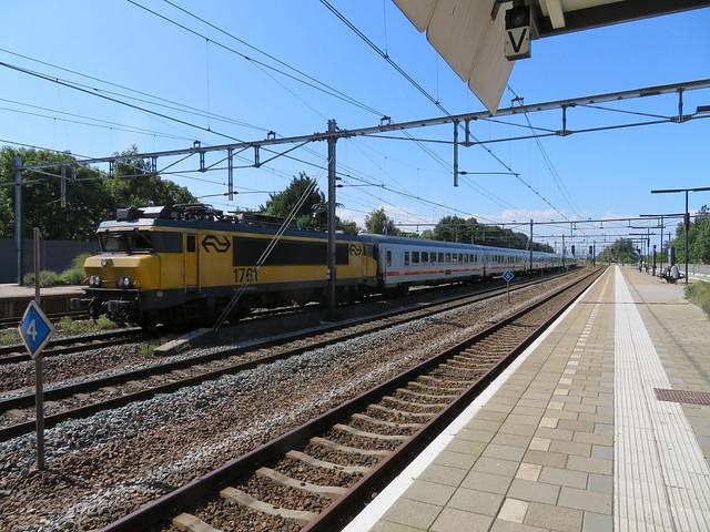 Weesp Station Loc 1761