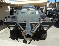 LAPD - Cadillac Gage Commando V100 Armored Vehicle (2)