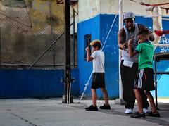 Havana boxing gym