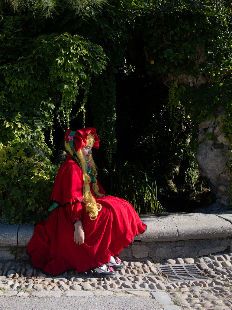 related image - Shooting Shinku - Rozen Maiden - Jardin des Doms - Avignon -2016-08-15- P1520285