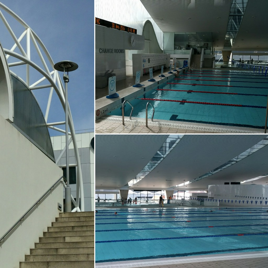 City of Sydney pools, day 2: Ian Thorpe.