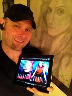Madonna and me