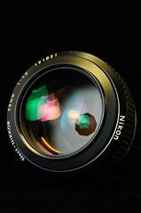 Nikon 58mm f1.2