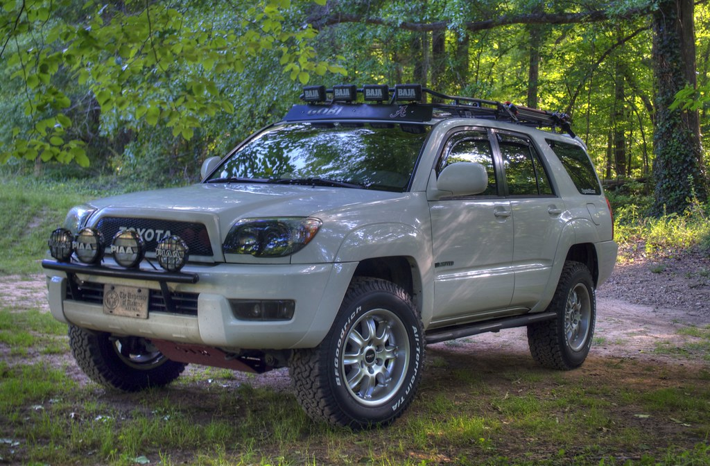 Leveling or Lift and Level a 4th Gen - Toyota 4Runner Forum - Largest 4Runner Forum