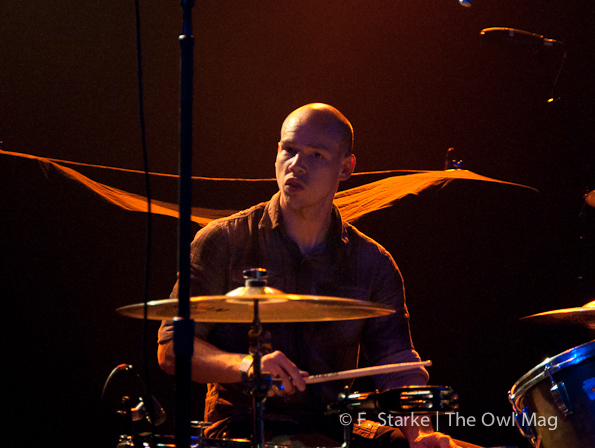 The Dig @ El Rey Theatre, LA 4/25/12