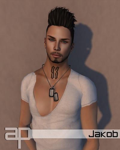 [Atro Patena] - Jakob by MechuL Actor