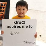 KLRU inspires me to ... dance