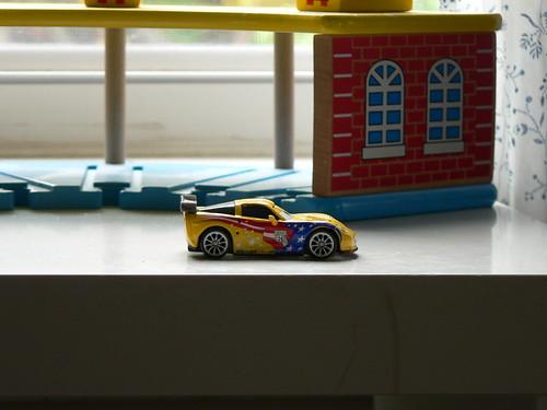 still life car