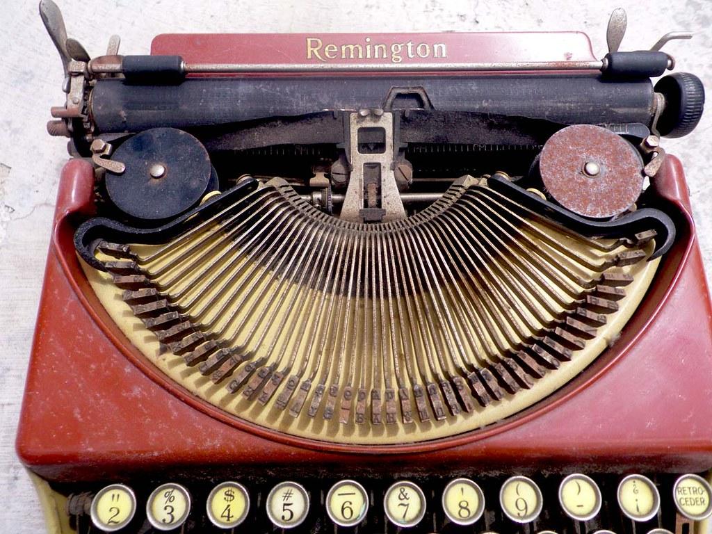 remington-teclas