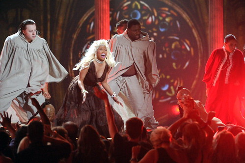 Nicki Minaj 2012  GRAMMY AWARDS 14