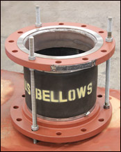 Fabric Expansion Joints Designed for a Lignite Coal Processing & Gasification Plant
