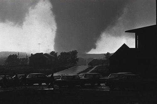 Topeka F5 Tornado, June 8, 1966