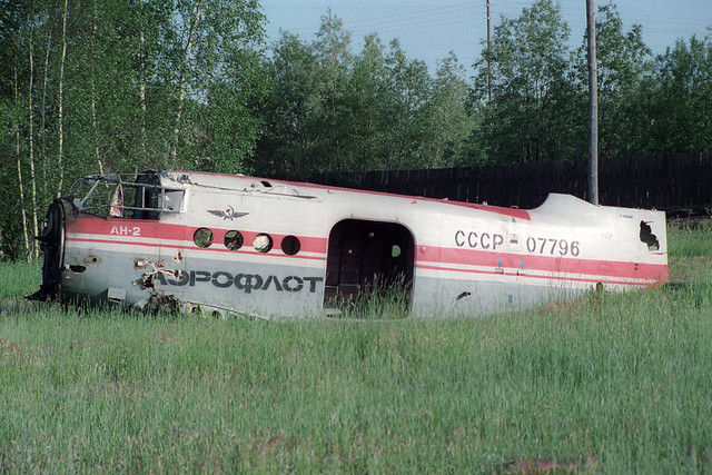 CCCP-07796 AN-2 Aeroflot
