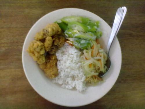 RM3.80 mix rice