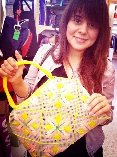 Cute bag, Mary