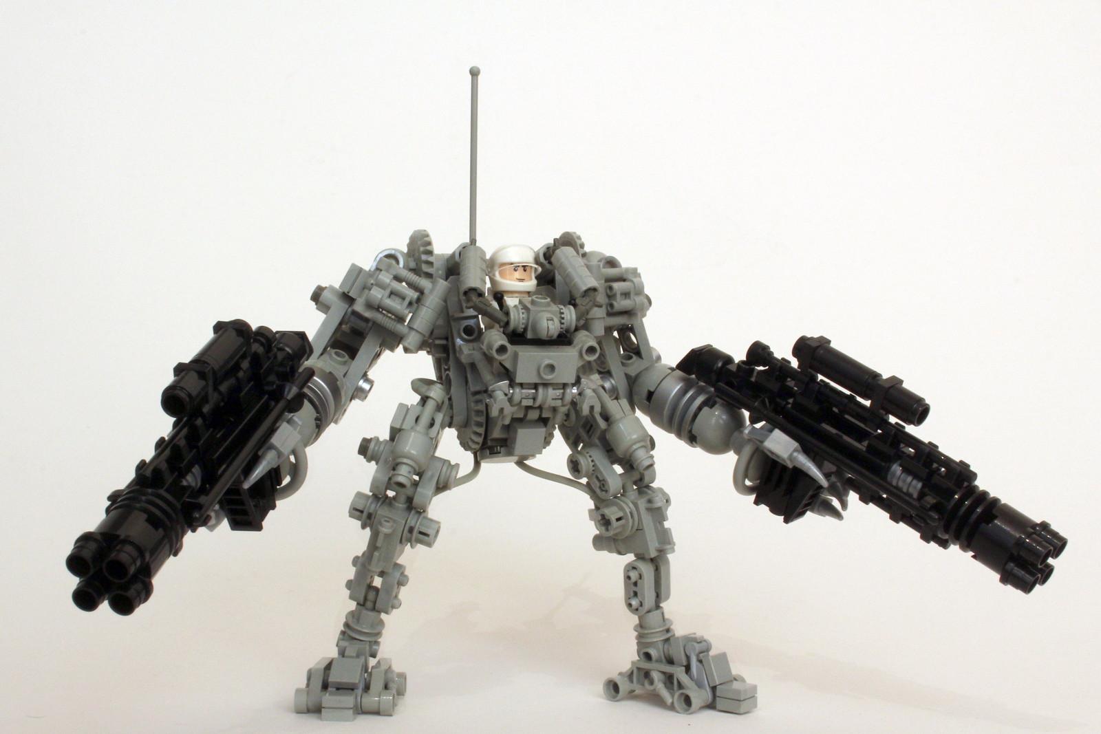 TitanFall Lego Avatar Image 1