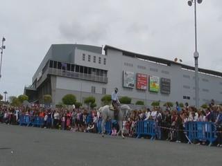 video 03 Club Ansofe y Hermanos Garcia demostracion doma vaquera V Feria Abril Las Palmas de Gran Canaria 2012