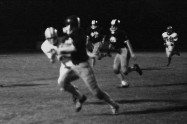 LR 69er's vs. Flora, JV Football (1968)