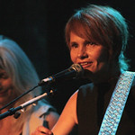 Shawn Colvin and Emmylou Harris at City Winery