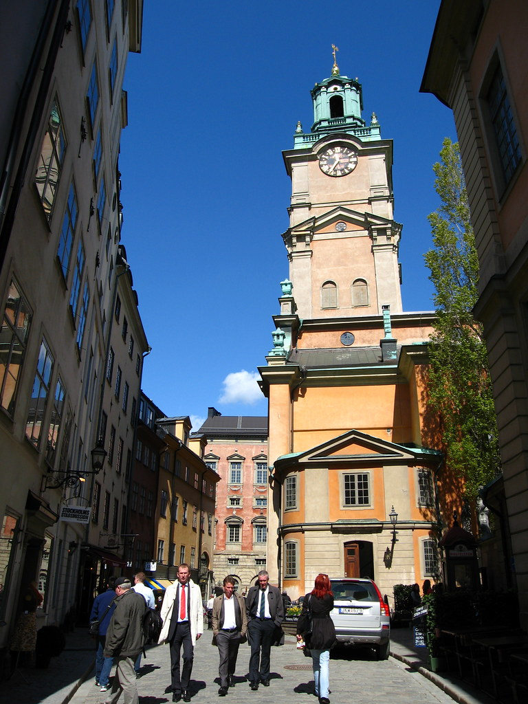 Gamla Stan - Cathedral (Storkyrkan)